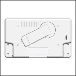 画像4: 4.3インチ店頭販促用電子POPモニター(商品棚設置金具標準装備)
