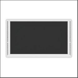 画像2: 7インチ店頭販促用電子POPモニター(商品棚設置金具標準装備)