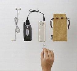 画像1: 手動式携帯充電V-POWER(ラジオ、ミニライト付)20個